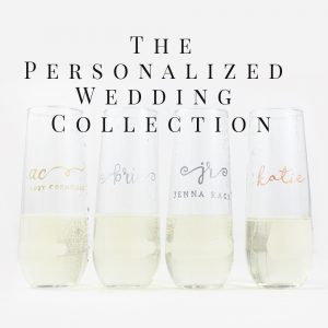 The Make It Personal - Wedding Collection