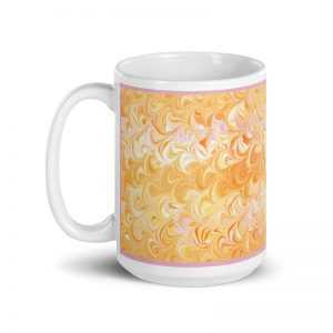 Coral Coffee Mug For Her
